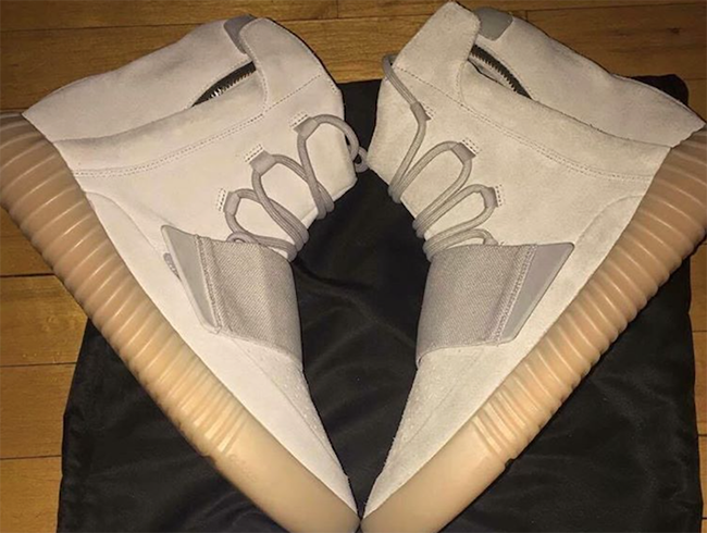 Glow in the Dark adidas Yeezy 750 Boost