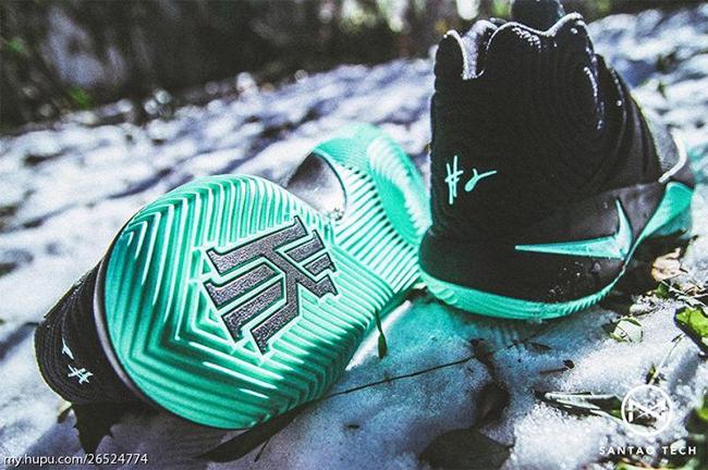 Green Glow Nike Kyrie 2