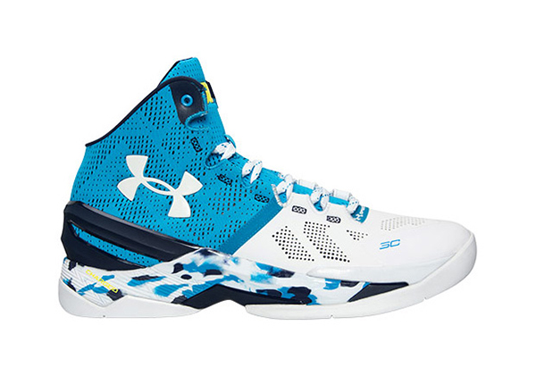 Haight Street Under Armour Curry 2