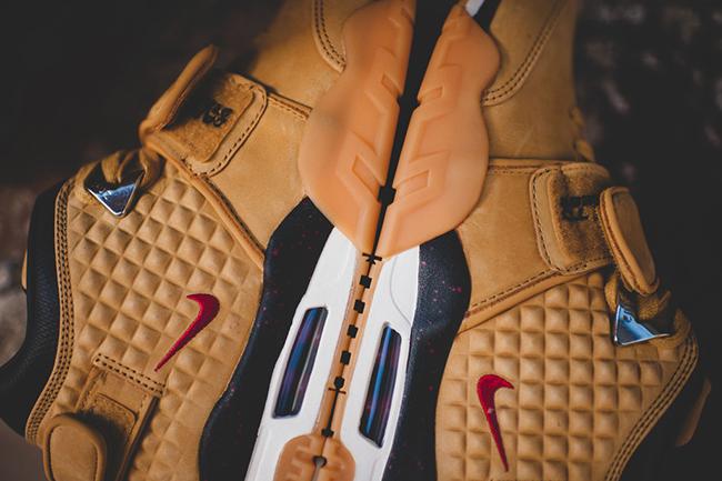 Haystack Nike Air Cruz Wheat
