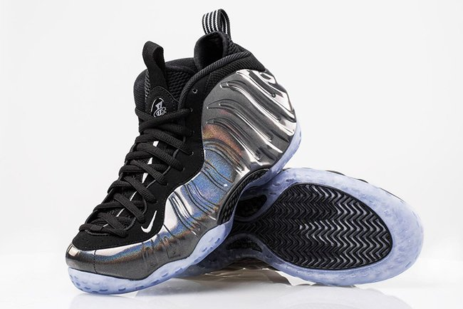 best sneakers cf4b2 0c02c Nike Air Foamposite One Hologram 314996-900 | SneakerFiles