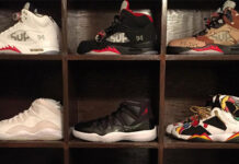 Joe Haden Air Jordans Showcase