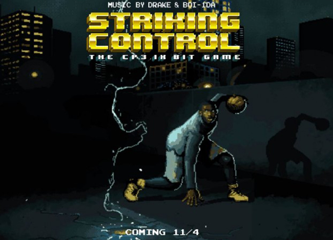 Jordan CP3 9 Chris Paul Video Game