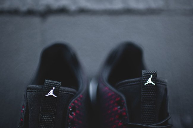 e1ef8de89b0d Jordan Eclipse Black Gym Red