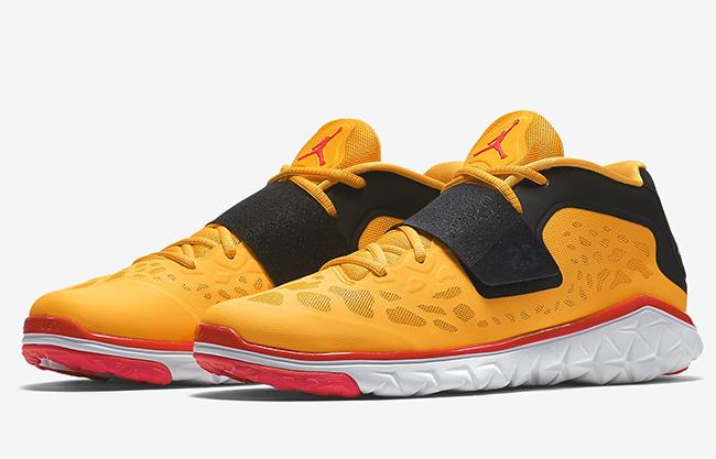 Nike Jordan Flight Flex Trainer 2 Orange