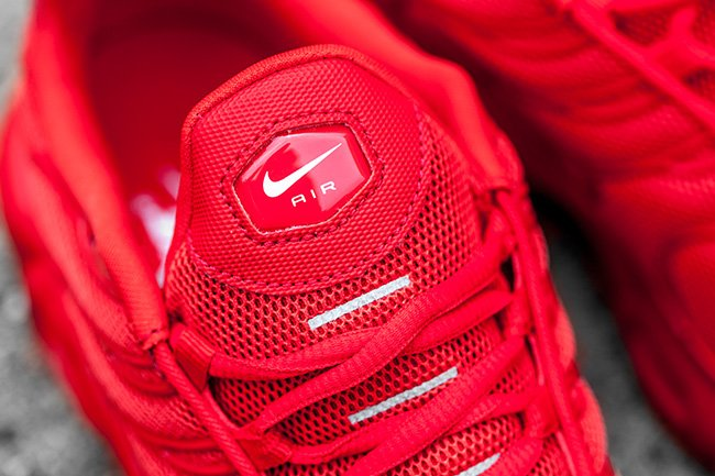 Lava Red Nike Air Max Plus Tuned 1