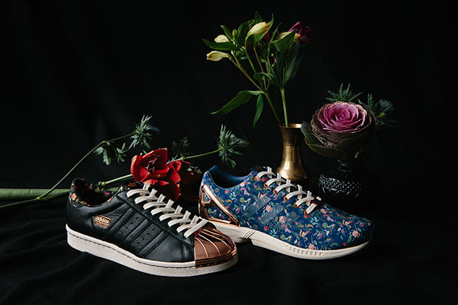 Highsnobiety x adidas Originals miZXFLUX Photographer Series