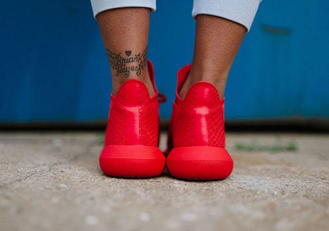 Lush Red adidas Tubular Defiant