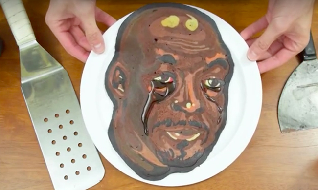 Michael Jordan Crying Meme Pancake