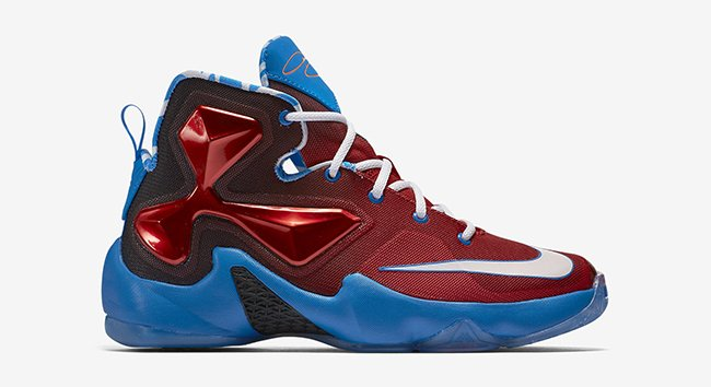Mini Hoop Nike LeBron 13 GS