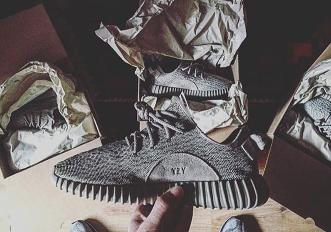 Moonrock Yeezy 350 Boost