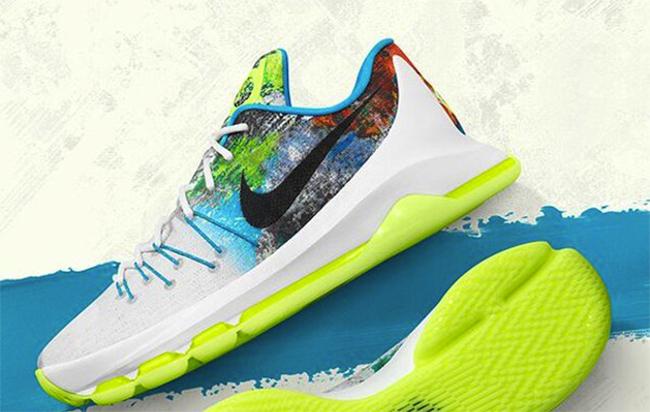 N7 Nike KD 8