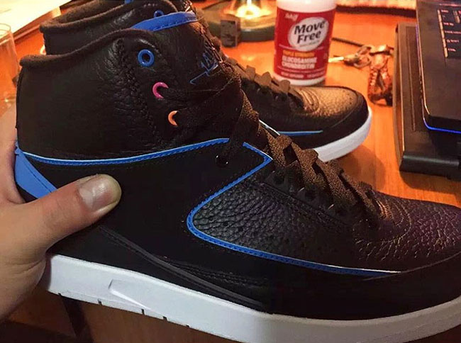 New Air Jordan 2 Radio Raheem