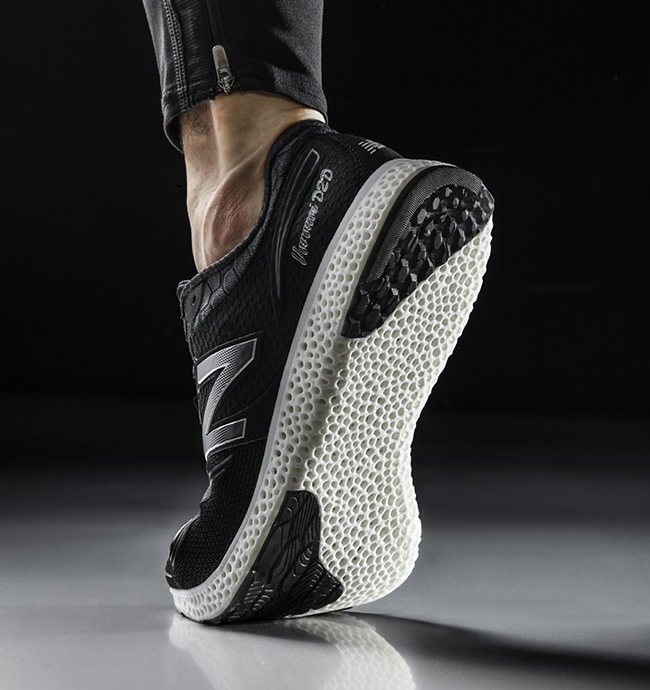 New Balance 3D Printed Running Sneakers