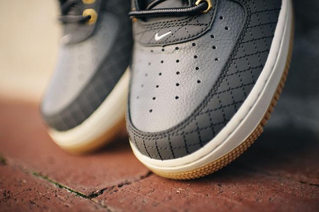 Nike Air Force 1 Low Boot Grey Gum