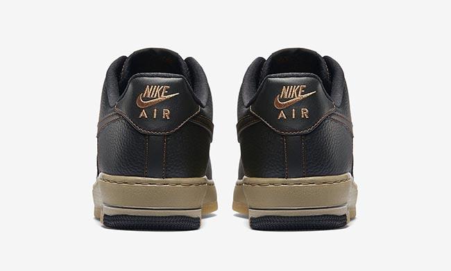 Nike Air Force 1 Low Elite Black Tawny