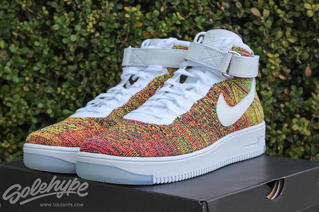 Nike Air Force 1 Ultra Flyknit Multicolor