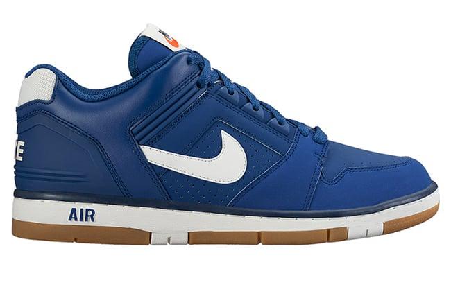 Nike Air Force 2 Low Blue Gum