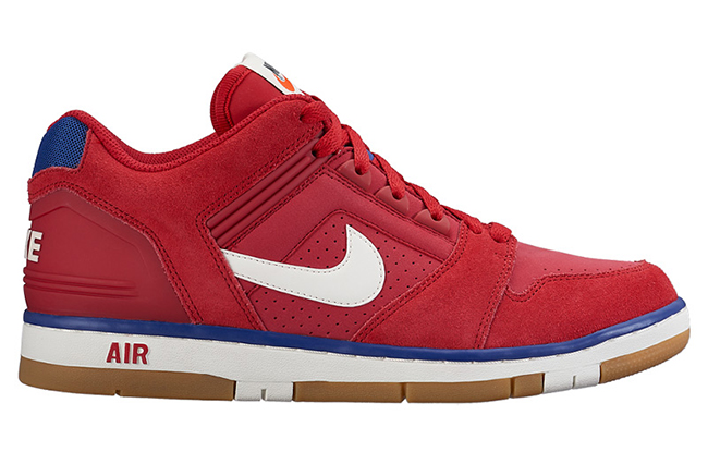 Nike Air Force 2 Low Red Gum