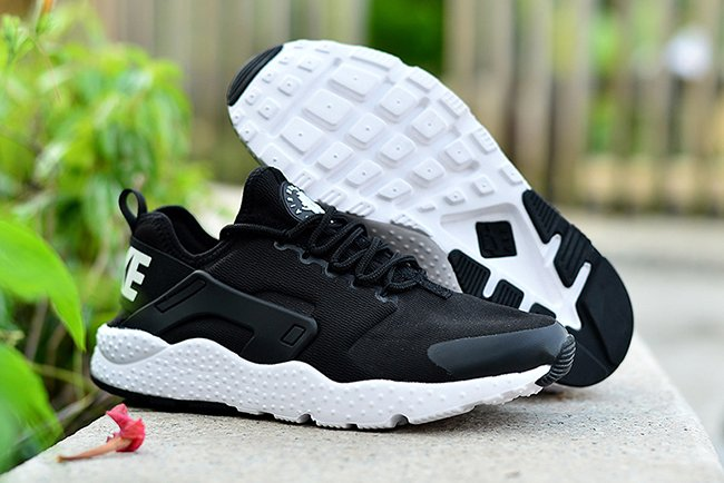 Nike Air Huarache Ultra Black White