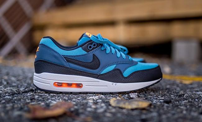 Nike Air Max 1 Essential Stratus Blue | SneakerFiles