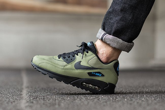 Nike Air Max 90 Essential Alligator Green
