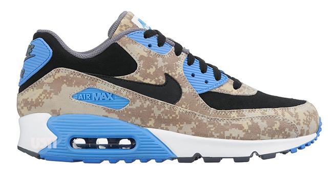 ambiente atención en términos de  Nike Air Max 90 Fall 2015 Releases | SneakerFiles