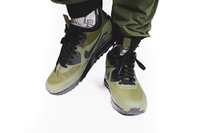 buy popular 80ec6 26f87 Nike Air Max 90 Mid Winter Dark Loden