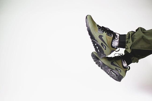 buy popular 60dda 1a9d9 Nike Air Max 90 Mid Winter Dark Loden