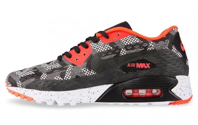 784cf3055ed91 Nike Air Max 90 Ultra Print Breathe | SneakerFiles