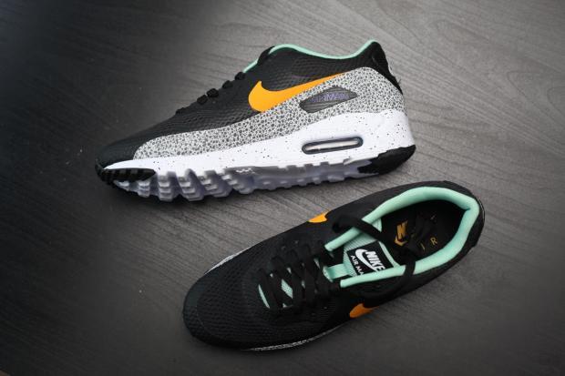 Nike Air Max 90 Ultra Reflective Safari