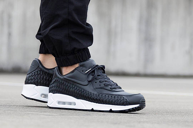 newest 28147 11a3d Nike Air Max 90 Woven Release Date