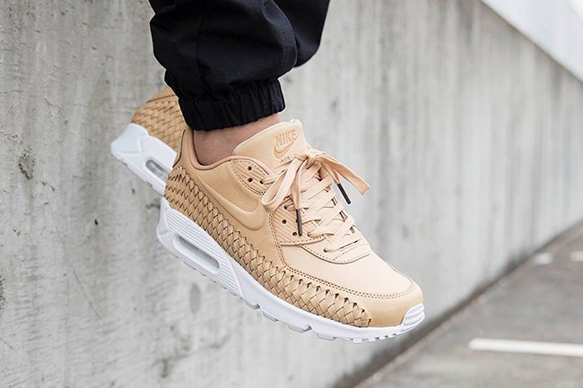 newest fbbab a9309 Nike Air Max 90 Woven Release Date