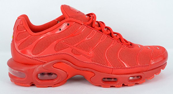 Nike Air Max Plus Tuned 1 Lava Red Sneakerfiles