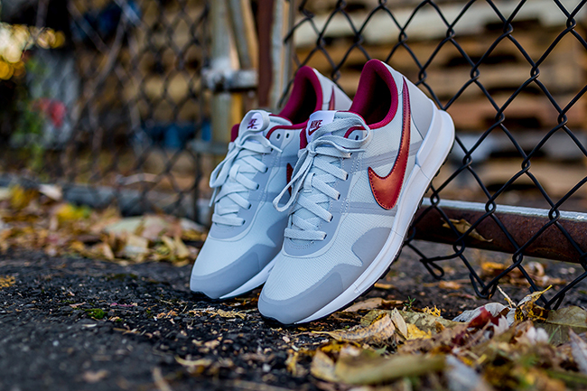 mientras dormir puede  Nike Air Pegasus 83 30 Pure Platinum | SneakerFiles