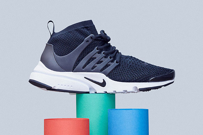 Nike Air Presto Flyknit Ultra Navy