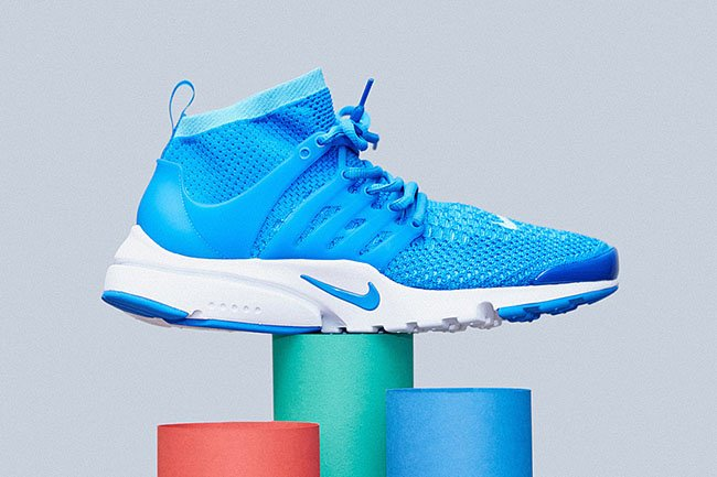 Nike Air Presto Flyknit Ultra Photo Blue