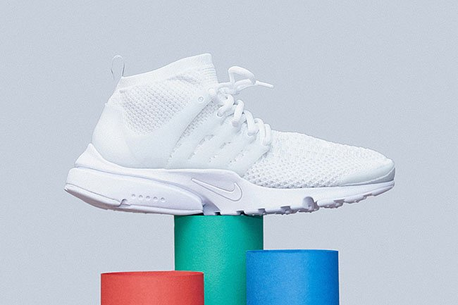 Nike Air Presto Flyknit Ultra White
