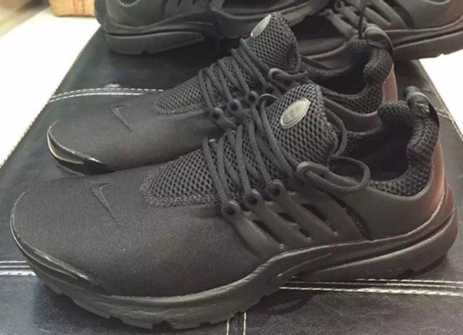 Nike Air Presto Triple Black