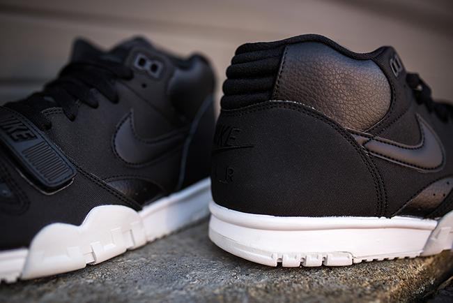 Nike Air Trainer 1 Mid Black White