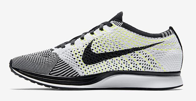 Nike Flyknit Noir Blanc 2015 MOaOKtfNh