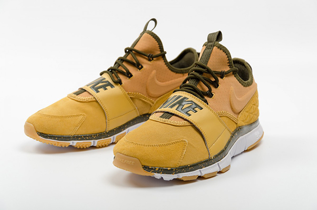 nike free ace leather haystack