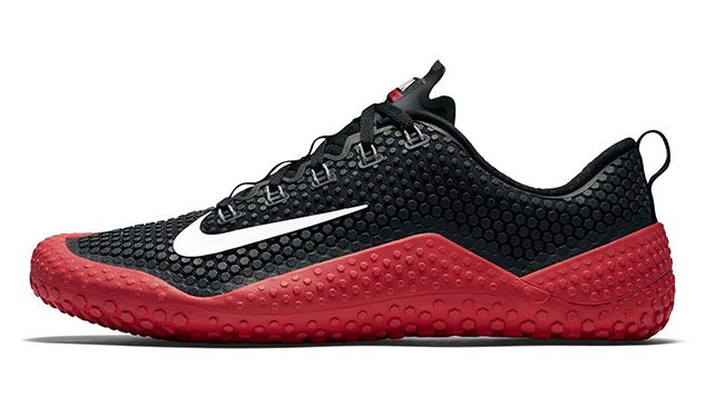 Nike Free Trainer 1.0 Black Red