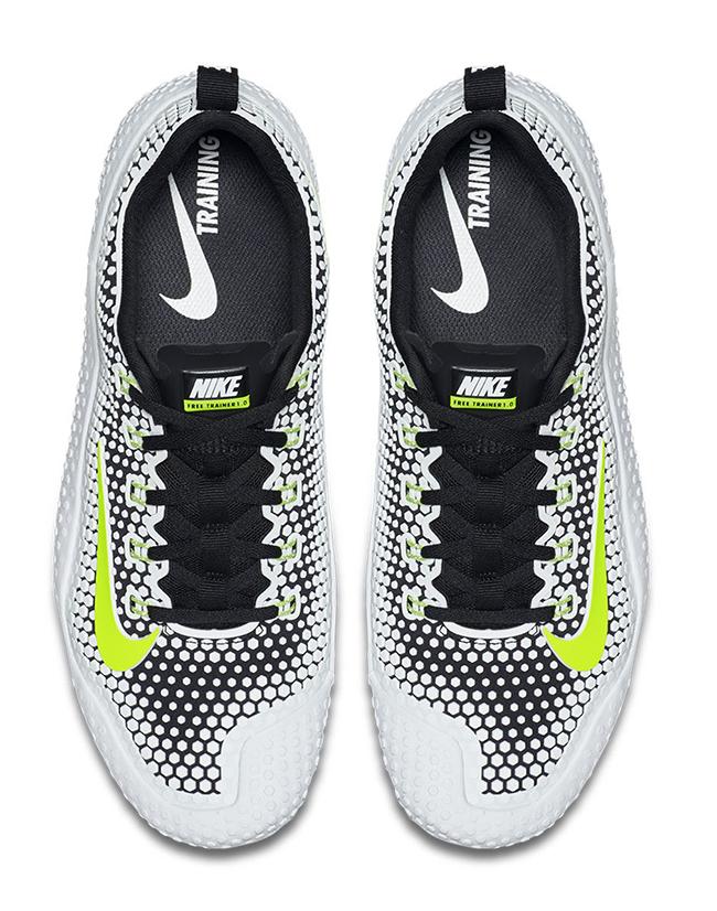 Nike Entrenador Libre 1.0 Blanco W3lGA23H