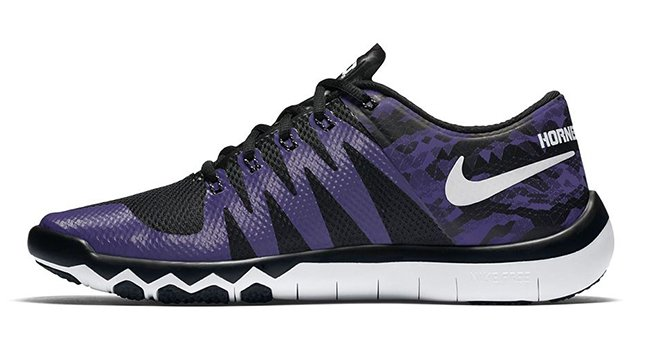 Nike Free Trainer 5.0 V6 AMP TCU Horned Frogs