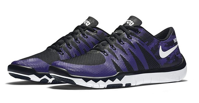 nike free trainer 5.0 v6 purple minion