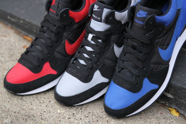 Nike Internationalist Mid Royal Shadow Bred