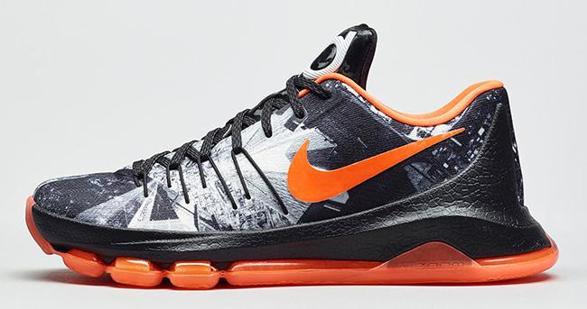 Nike KD 8 Black Friday