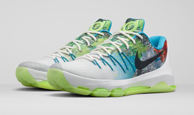 Nike KD 8 N7 Release