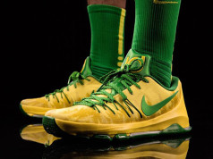 Nike KD 8 Oregon Ducks Pine Tree